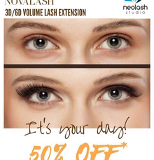 March Promo by NEOLASH STUDIO