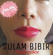 Sulam bibir by Glowingbylyn