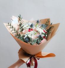Rustic bouquet by Liz Florals