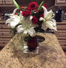 Floral Arrangements I've made by Luxe Events & Weddings
