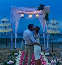 Jodie Wedding by Sadara Boutique Beach Resort