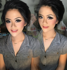 Makeup for ce natalia by Imel Vilentcia Make Up Artist