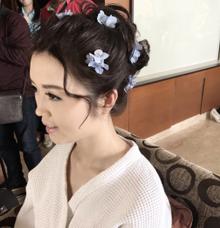 Stuning bride by SISKAMAKEDO