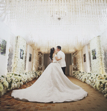 Andre & Shieren Wedding Day by Yogie Pratama