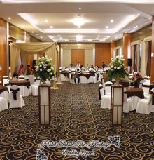 Skyline Ballroom by Hotel Salak The Heritage