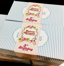 Snack Box for Raisa by Je'lemons pastry