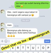 Hampers shipping to Surabaya by Gemilang Craft