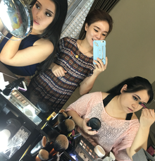 Self makeup class by Stella Nadia MUA