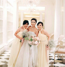 LUCAS & RIA • Classic Elegance by MALVA Bridesmaids