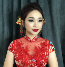 Wedding Makeup Oriental Looks by Noveo Alexander Professional Makeup Artist
