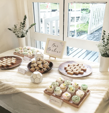 Dessert Table by Febspantry