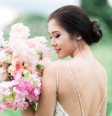 Fleur de Printemps | A Bridal Editorial by Engage RTD Weddings and Events