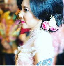 MC Lila (Bilingual) - WEDDING OF Satrio and Alliza by Luxe Voir Enterprise