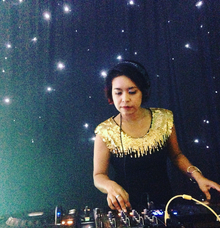 Luxury Escapes Gala Dinner by DJ Anastasia