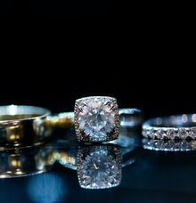 Rings shot  by Motion D Photography