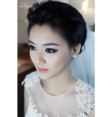 Louis & Jessica Wedding Day by Yurica Darmawan