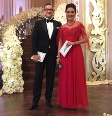 Caca & Momo Wedding by Ferdy Hasan