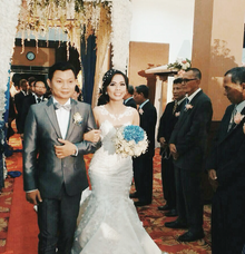 Adit Pupud Wedding by Levina Katherine Couture