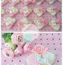 Lovey Dovey Set by Bubblelicious Soap & Souvenirs