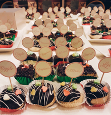 Michelle's E-Day by Molina Patisserie
