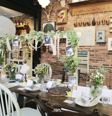 Aulya 22nd Birthday Lunch by Pops Party Planner