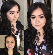 Makeup for prom by Stella Nadia MUA