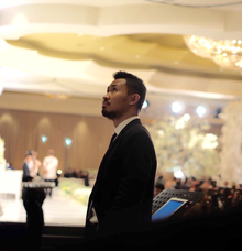 Andry & Natalia Wedding by Chocolatesounds