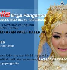 Paket Katering by Aulia Griya Pengantin