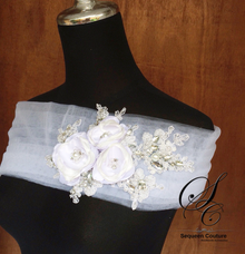 Wedding Dress Accessories by Sequeen Couture