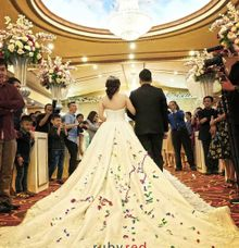 The Wedding of Edwin Jully by FIVE Seasons WO