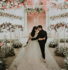 The Wedding of Hendri & Ligya by FIVE Seasons WO