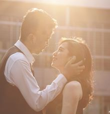 Prewed by Blue Sky Photography