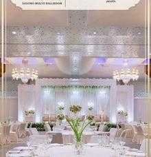 Le Meridien Wedding Hotel Tour by Le Méridien Jakarta
