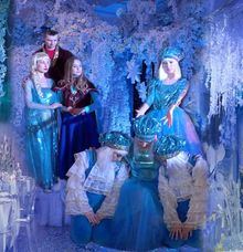 Frozen by 7 Sky Event Agency