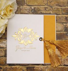 George and Laurette by Vinas Invitation