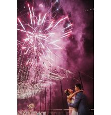 Fireworks Wedding Party Geralds & Mesty by JIBRIL FIREWORKS & SPECIAL EFFECT