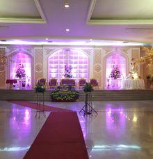 Dekorasi Standart Ballroom by Hotel Istana Nelayan