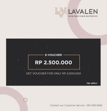 LAVALEN Gift Card by LAVALEN