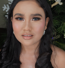 Reception Look : Thailand Barbie Look  by Hana Gloria MUA