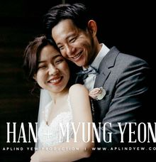 Han & Myung Yeon - Wedding Cinematic Video by Aplind Yew Production - Wedding Cinematography & Photography