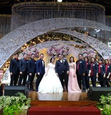 WEDDING OF HANS & DENA by JWP Wedding