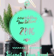 2016 @ccweddinginvitation by ccweddinginvitation