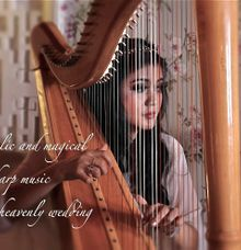 Harp for your wedding by Blue Ice Music