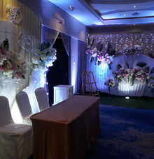 Dekor Wedding Murah Medan by HAZA WEDDING