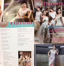 Wedding essentials magazine shoot  by HD Make up by Joyc Young