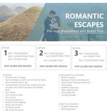 Romantic Escape by Headmasters Philippines