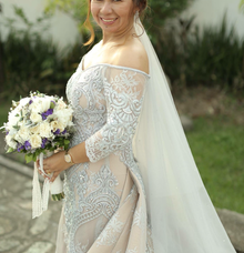 Blushing Bride - 25th Wedding Anniversary  by Headmasters Philippines