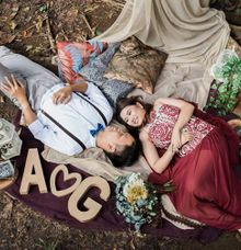 Gary And Arrian Engagement Session by Primatograpiya Studios