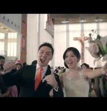 Albert & Ghea- La Vie en Rose Wedding - SDE by Little Collins Video