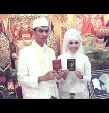Wedding Putri + Andik by Kite Creative Pictures